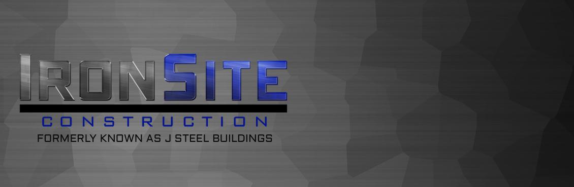 J Steel Buildings Is Now IronSite Construction