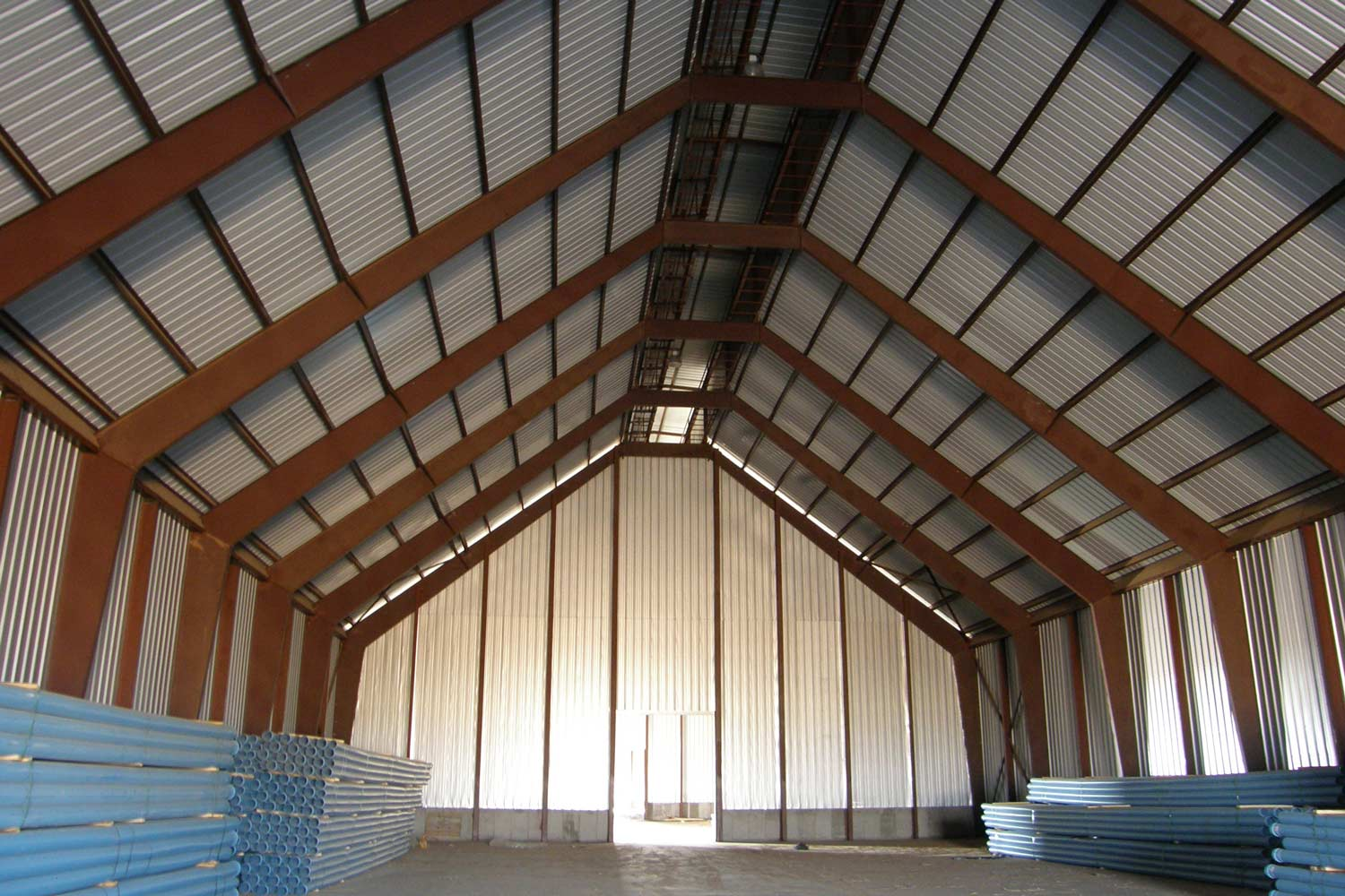 ARE YOU INSULATING YOUR STEEL BUILDING CORRECTLY?